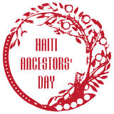 Haiti Ancestors Day Royalty Free Stock Photos