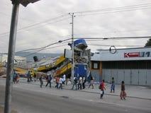 Haiti após o terremoto imagem de stock