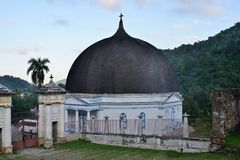 Haiti Cathedral in Milot Stock Image