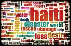 Haiti Earthquake Stock Photography