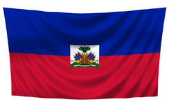 Haiti Flag Stock Photos