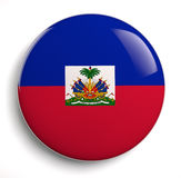 Haiti flag Royalty Free Stock Photography