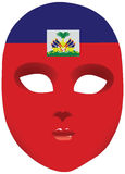 Haiti mask Stock Photography