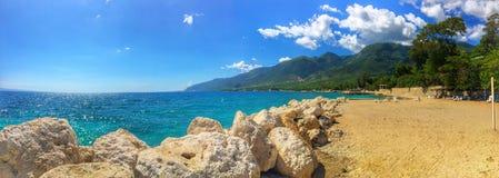 Haiti o bonito Imagens de Stock Royalty Free