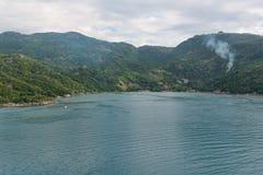Haitian coast Stock Photos