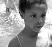 Haitian Girl Royalty Free Stock Image