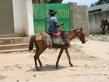 Haitianisches Taxi Lizenzfreie Stockfotos