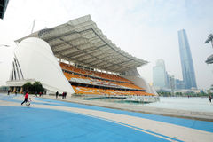 Haixinsha Asian Games Park Royalty Free Stock Photos
