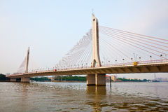 Haiyin bridge Stock Image