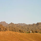 Hajar Mountains Stock Photography