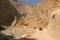 Hajar Mountains Stock Photos