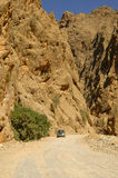 Hajar Mountains Stock Images