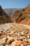 Hajar Mountains Stock Image