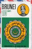 Hajeer emblem royaltyfri fotografi