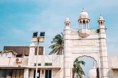 Haji Ali Dargah mosque in Mumbai, India Stock Photography