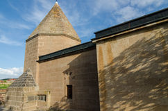 Haji Bektash Veli Museum Royalty-vrije Stock Foto's