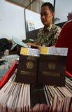 Hajj document Royalty Free Stock Photo