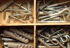 hak screw Fotografia Stock