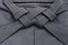 Hakama , japanese martial arts uniform Royalty Free Stock Photography