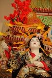 Hakata Gion节日浮游物 库存图片