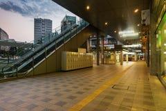 Hakata Station Royalty Free Stock Image