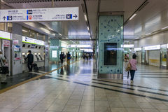 Hakata Station Royalty Free Stock Photography
