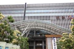 Hakata Station and shopping mall. Hakata Station and its surrounding shopping mall 2016 Royalty Free Stock Photos