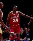 Hakeem Olajawon, Houston Rockets Royalty Free Stock Photography