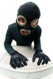 haker Obrazy Royalty Free