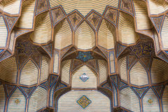 Hakim Mosque (Masjed-e-Hakim) in Isfahan, Iran Royalty Free Stock Photos