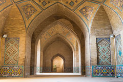 Hakim Mosque (Masjed-e-Hakim) in Isfahan, Iran Stock Photos