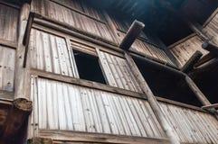 Hakka abbandonata Tulou Immagine Stock