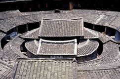 Hakka Earth Building in China Royalty Free Stock Image