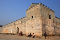 Hakka round house Stock Images