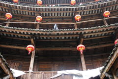 The Hakka tulou Royalty Free Stock Photos