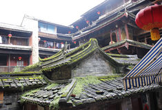 The Hakka tulou Stock Photos