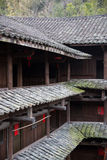 Hakka tulou located in fujian, china Stock Photography