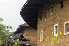 Hakka Tulou traditional Chinese housing in Fujian Province of Ch Stock Photography