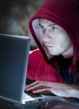 Hakker Royalty-vrije Stock Foto