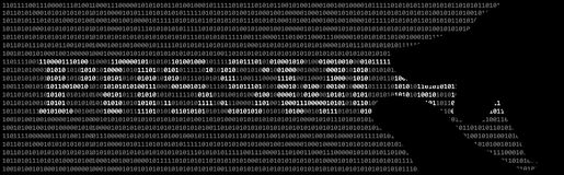 Hakker en wachtwoord Stock Afbeeldingen