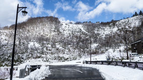 Hakkoda Mountains Stock Photos