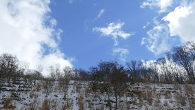 Hakkoda Mountains stock video