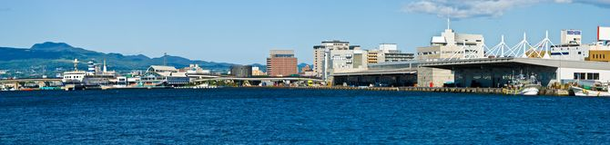 Hakodate, Hokkaido, Ιαπωνία Στοκ Εικόνες