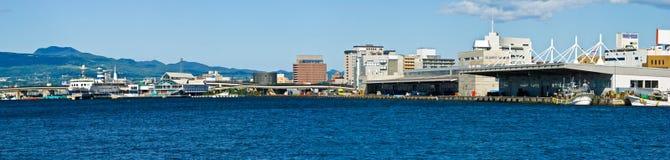 Hakodate, Hokkaido, Japão Imagens de Stock