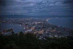 Hakodate, Hokkaido, Japan royalty free stock photography