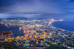 Hakodate, Japan Royalty Free Stock Photos