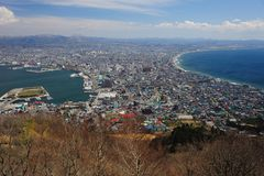 Hakodate, Japan Royalty Free Stock Image