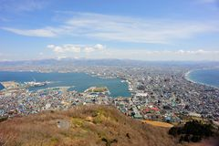 Hakodate, Japan Royalty Free Stock Photo
