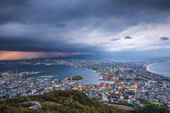 Hakodate, Japan Royalty Free Stock Images