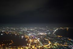 Hakodate, Japon Photo stock